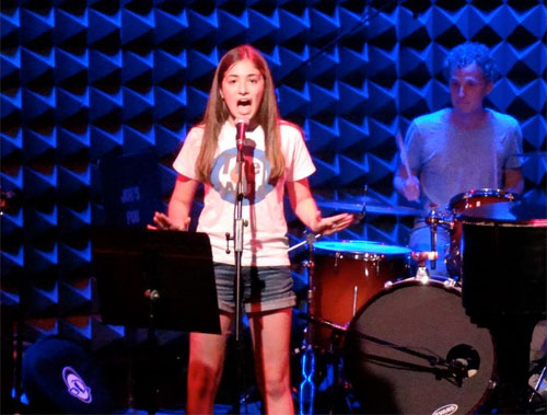 Brigid Harrington at Joe's Pub, NYC