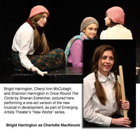 Brigid in Once 'Round The Circle
